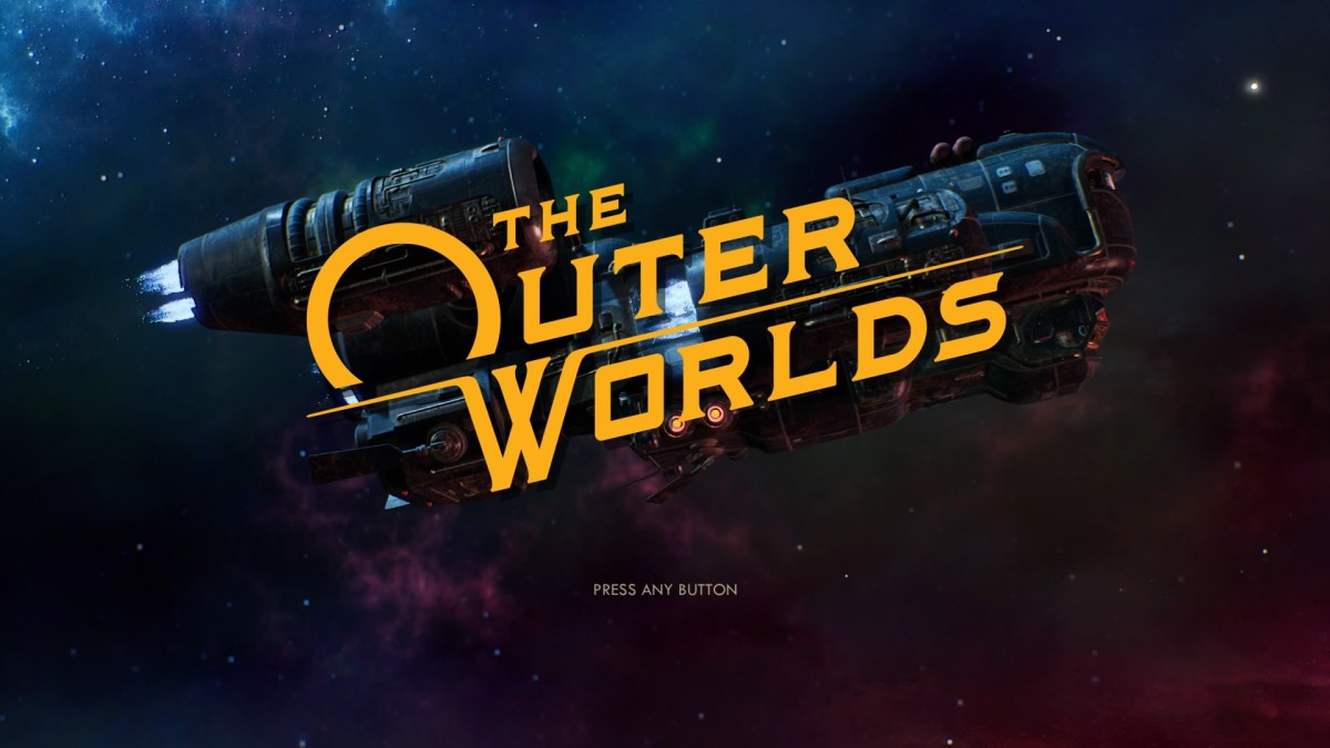 """The Outer Worlds"""