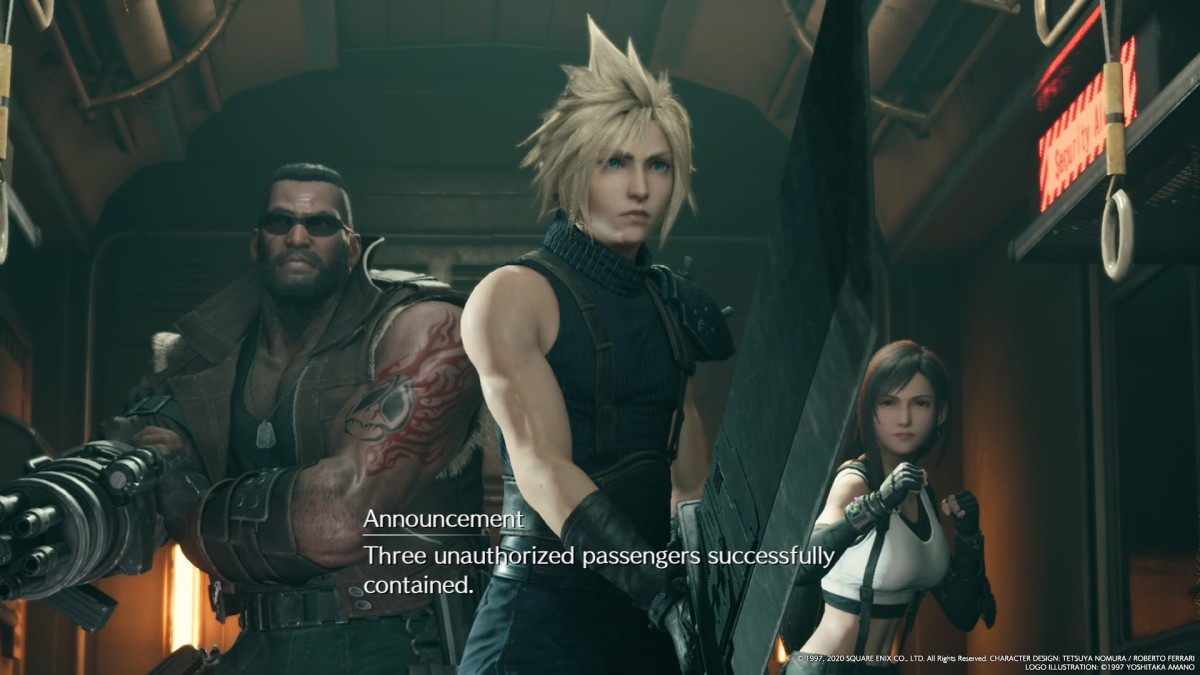 "How to Beat the ""Final Fantasy 7 Remake"" on Hard Mode - Tips and Tricks"
