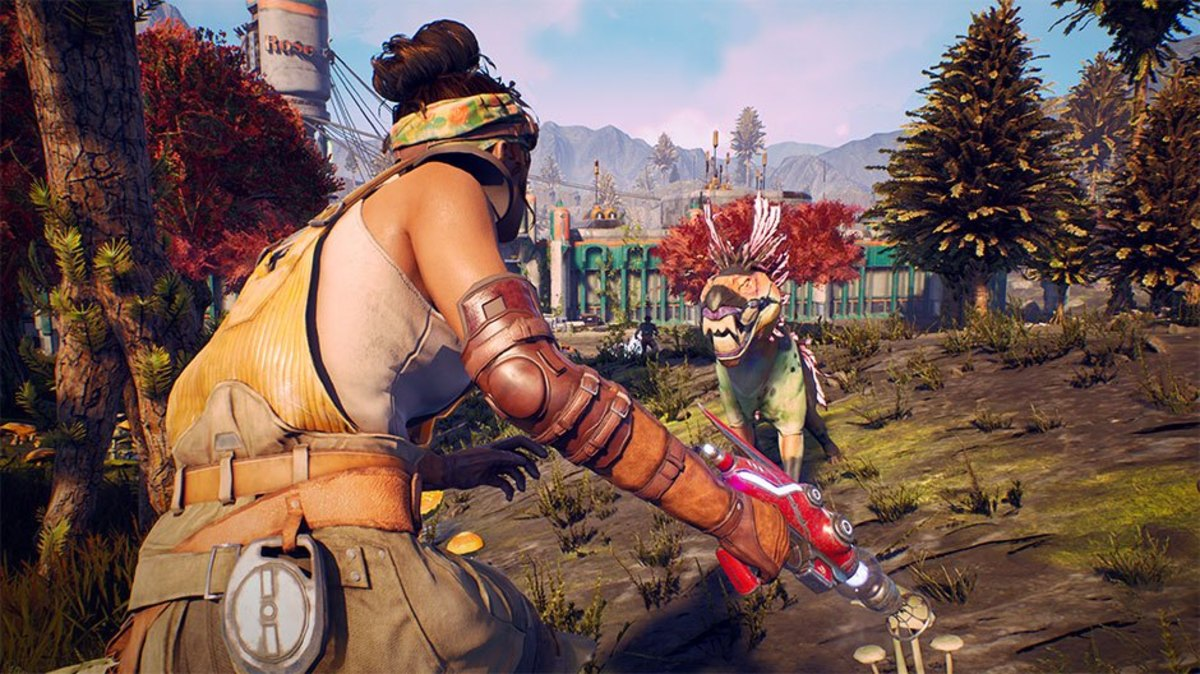 """Learn how to level up in """"The Outer Worlds""""!"""