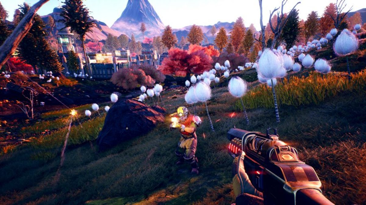 """""""The Outer Worlds"""" - Tips for Mastering Combat and Tactical Time Dilation"""