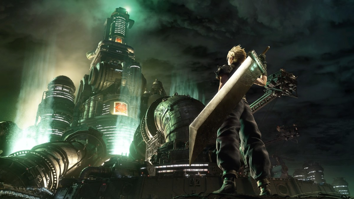 """Final Fantasy 7 Remake"" Combat Tips - Materia and Weapons"