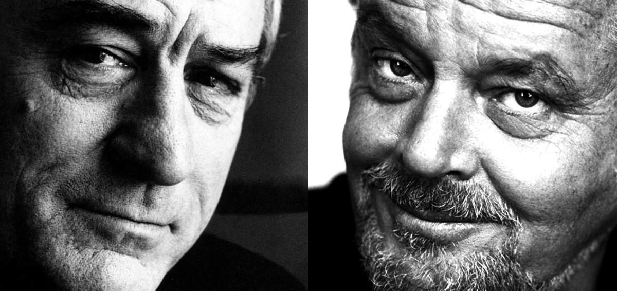 Who's better?#1: Robert DeNiro vs. Jack Nicholson