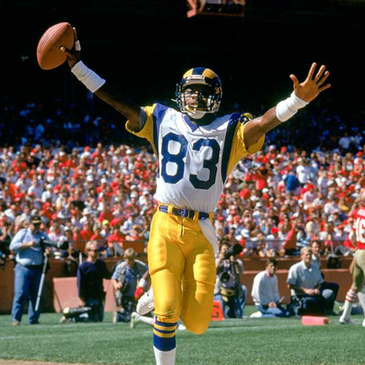 12 Greatest Receivers for the Los Angeles Rams