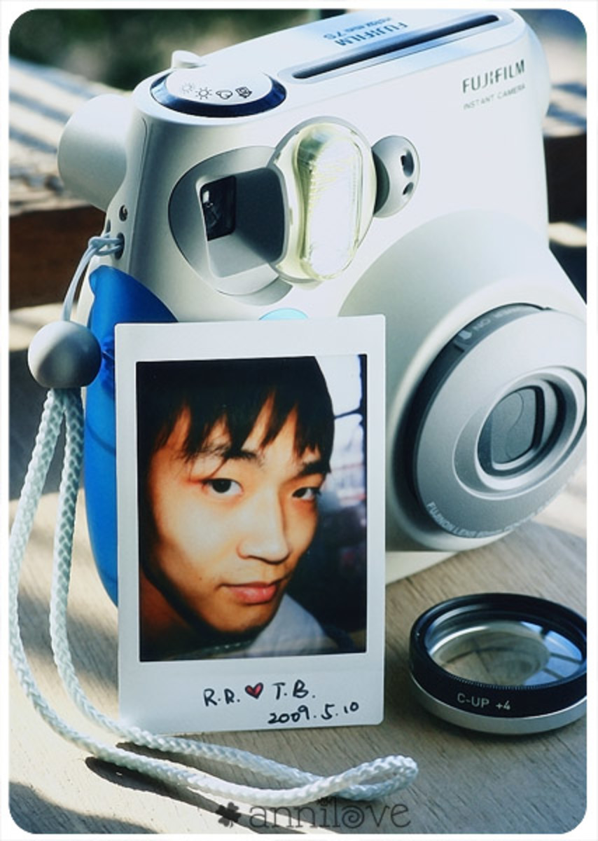 How to Use an Instant Film Camera