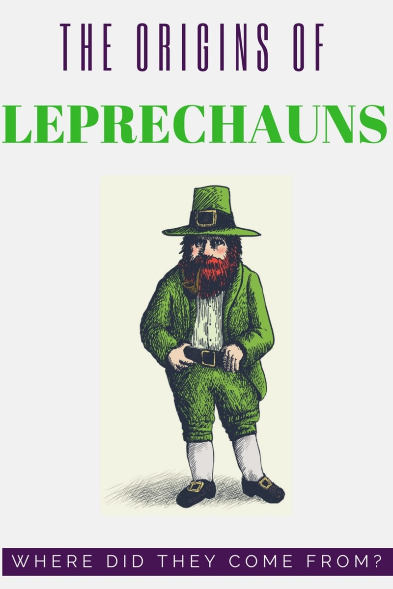 The Origins Of Leprechauns Where Did They Come From Holidappy