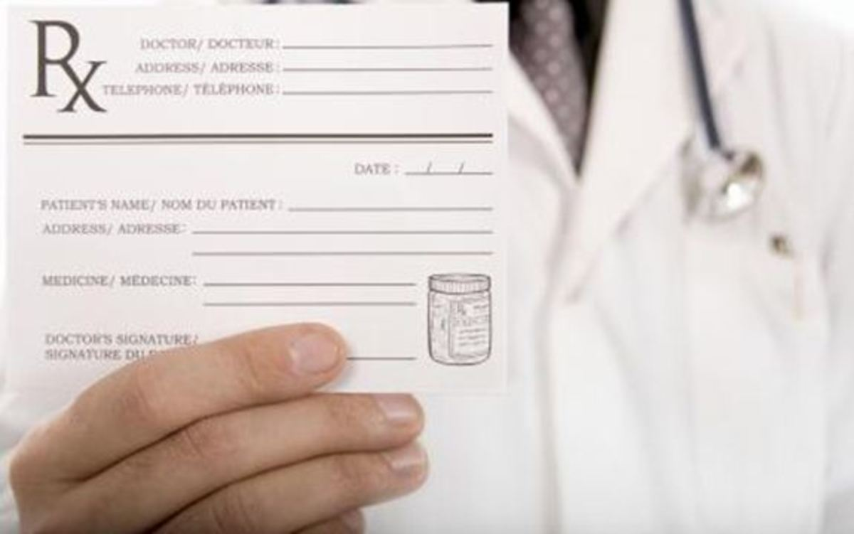 How to write a prescription for oxycodone