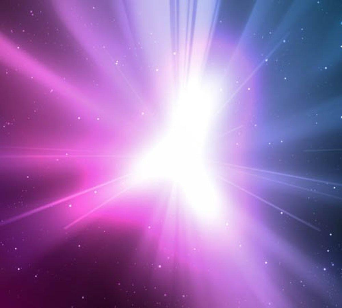 Divine Energy - Divine Light!
