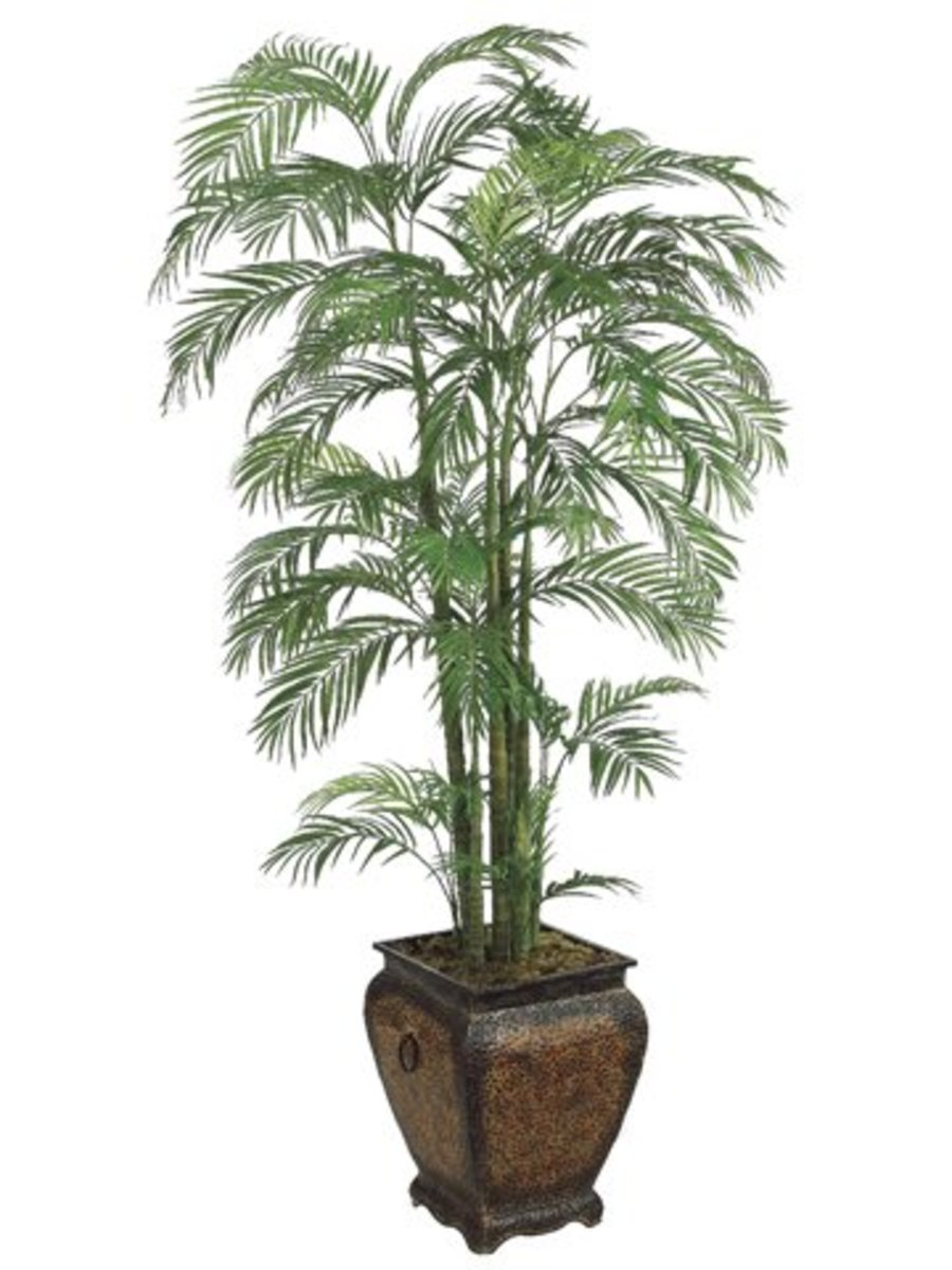 Potting silk trees is not as hard as it seems and can save you a lot of money if you DIY