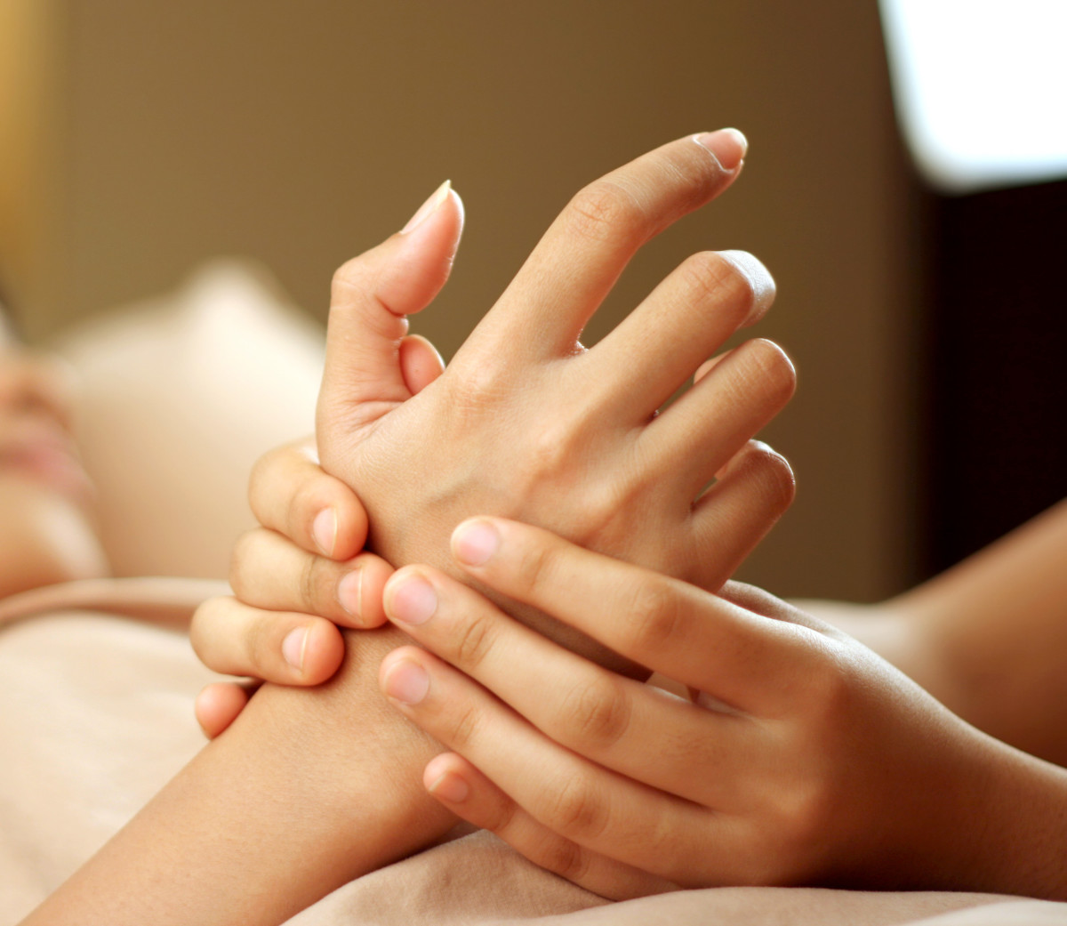 Healing Benefits of Pressure Point Massage