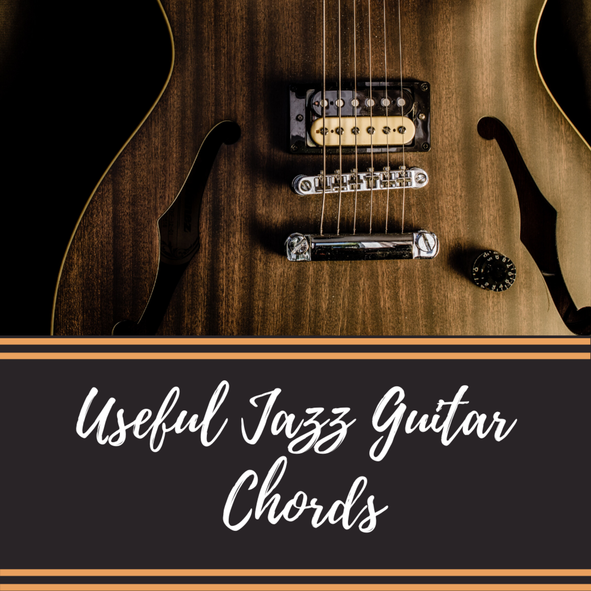 Useful Jazz Guitar Chords
