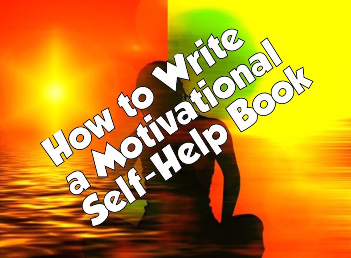 How to Write a Motivational Self-Help Book