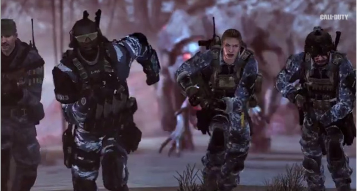 Call of Duty Ghosts Extinction: Destroying Alien Hives Tips and Tricks