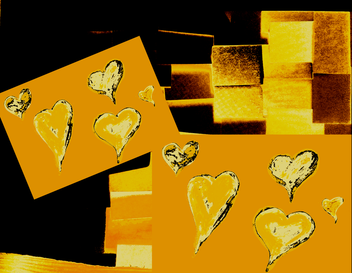 The Gold Within - Treasure in The Heart