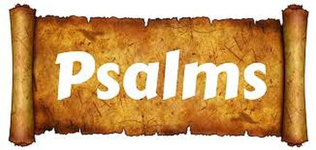 Psalms: Hymns About Him