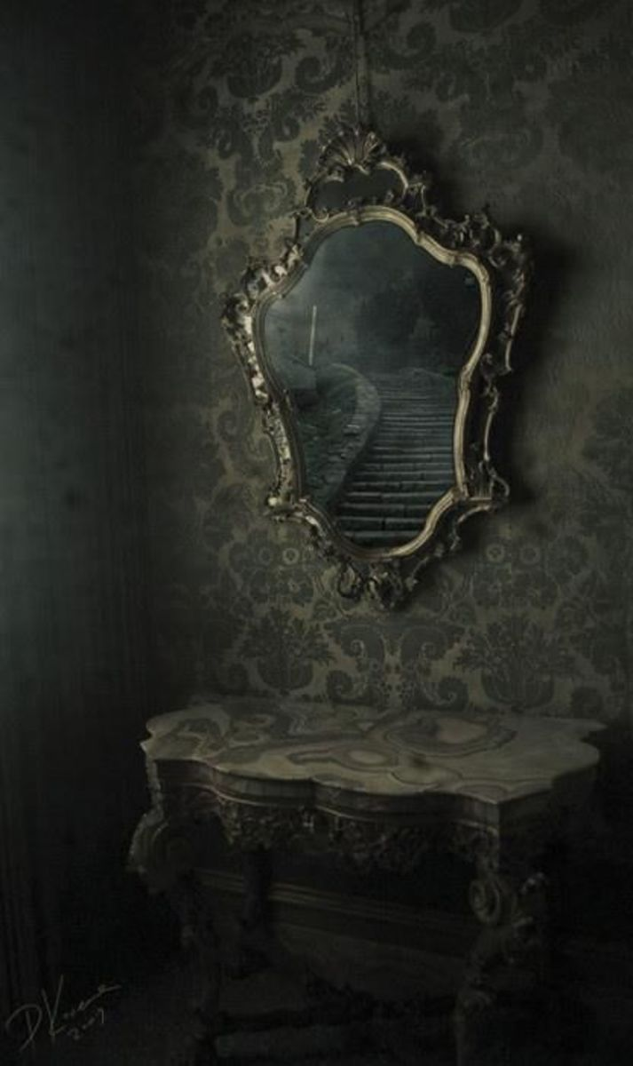 Soul From the Mirror - Part 01