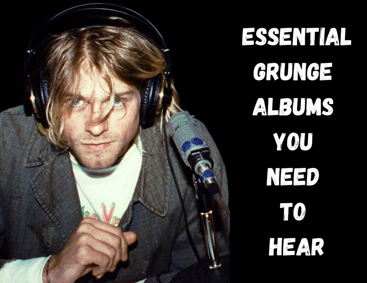 "Kurt Cobain on WFNX, 1991, talking about the album ""Nevermind."""