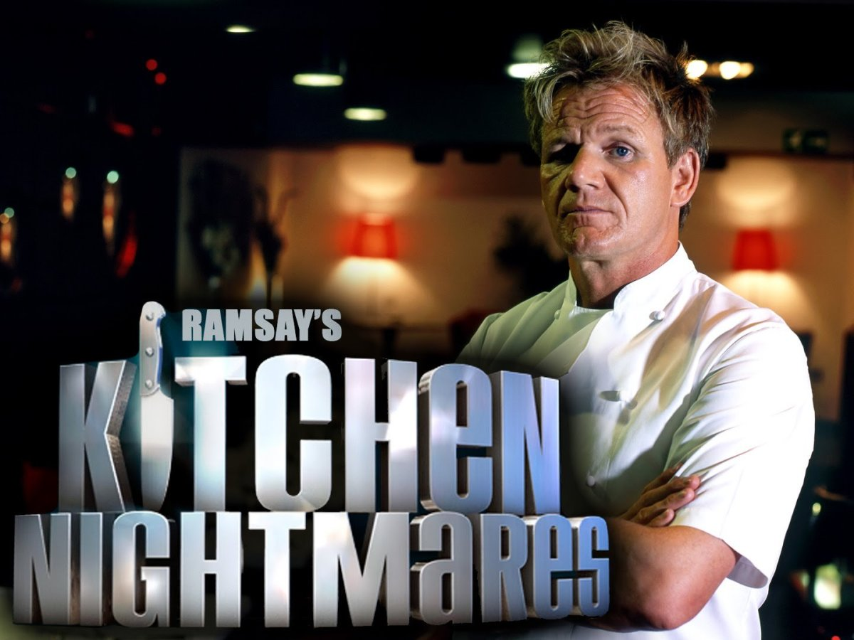 Restaurants in Gordon Ramsay's Kitchen