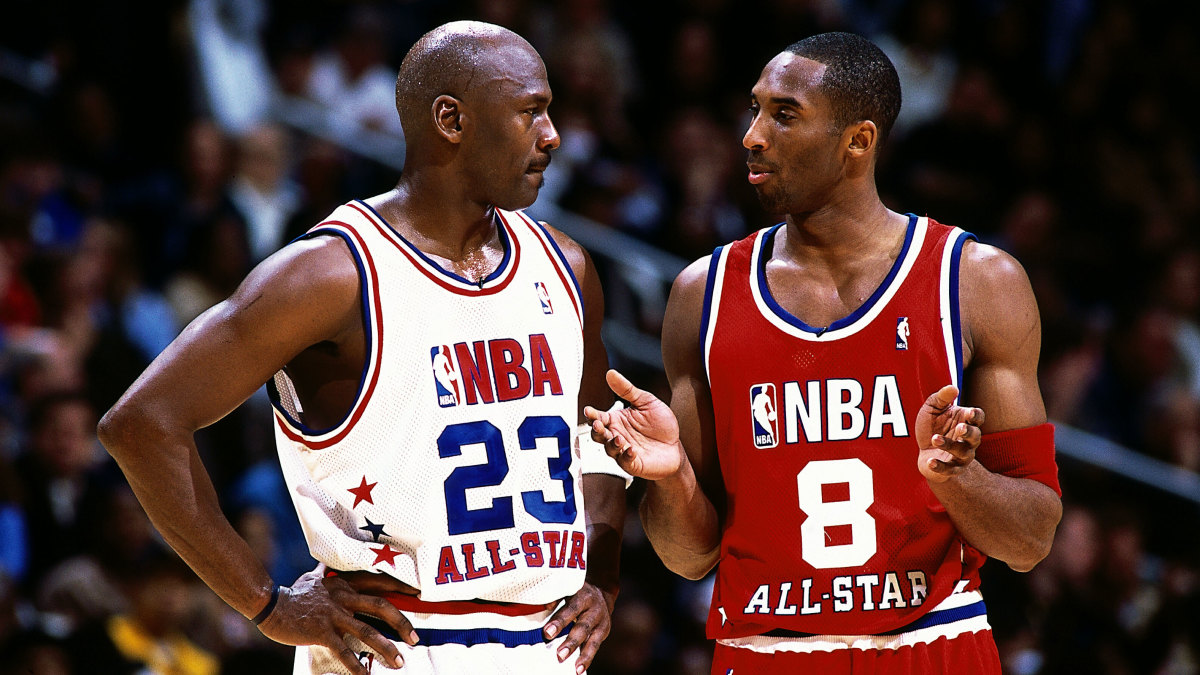 5 NBA Players Who Were Supposed to be the Next Michael Jordan