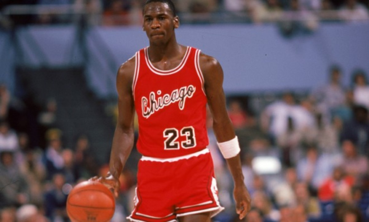 Michael Jordan scored nearly 30 points a game as a rookie.