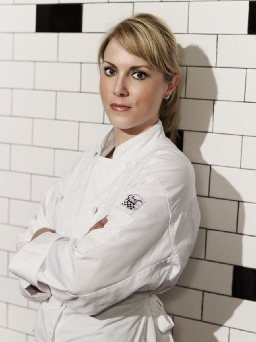5 Beautiful Girls From Gordon Ramsay's 'Hell's Kitchen' 3rd Edition
