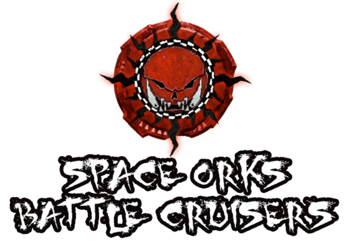 """Battlefleet Gothic: Armada II"" - Space Orks Battle Cruisers [Advanced Ship Guide]"