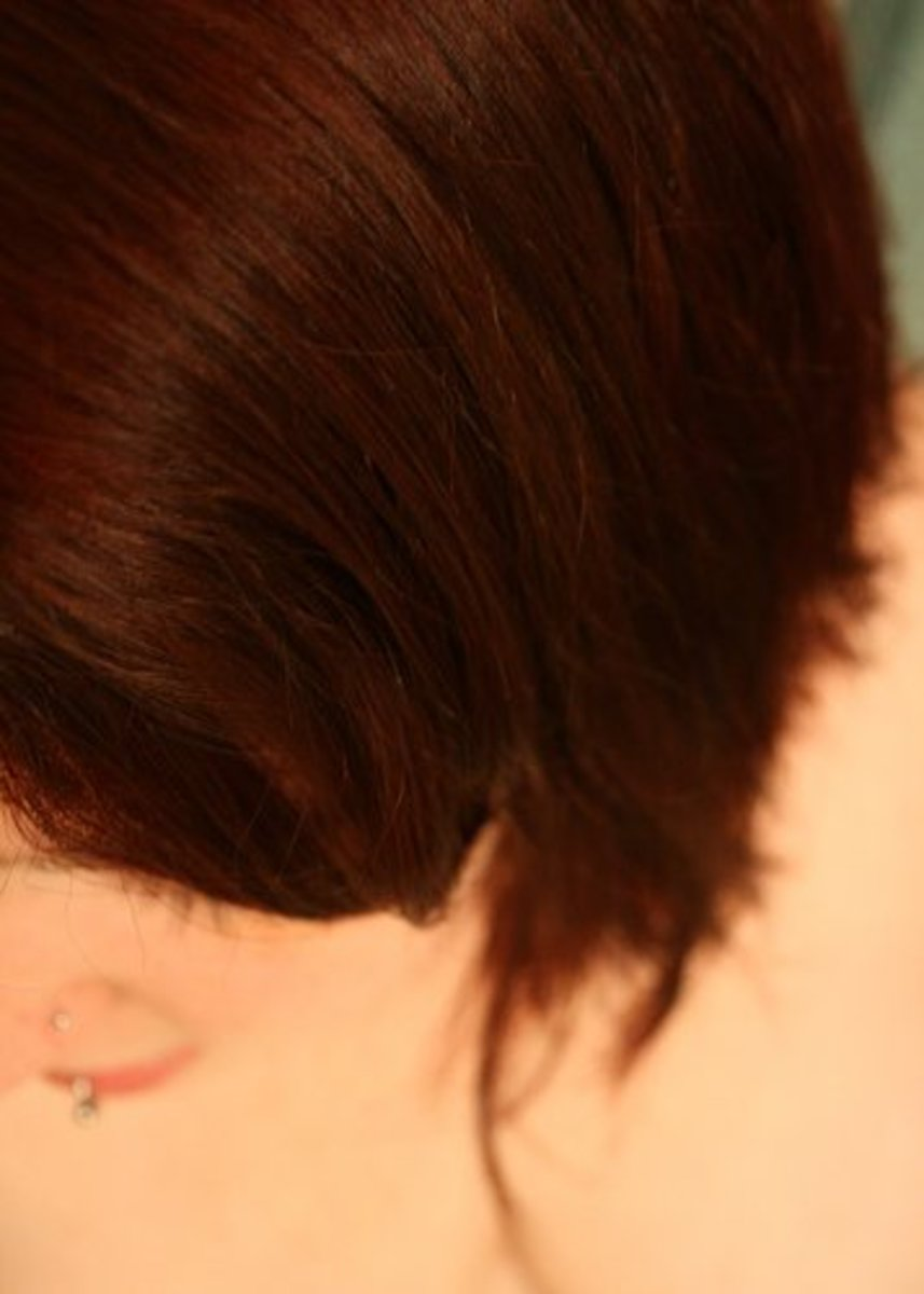 Why Use Natural Hair Dye?