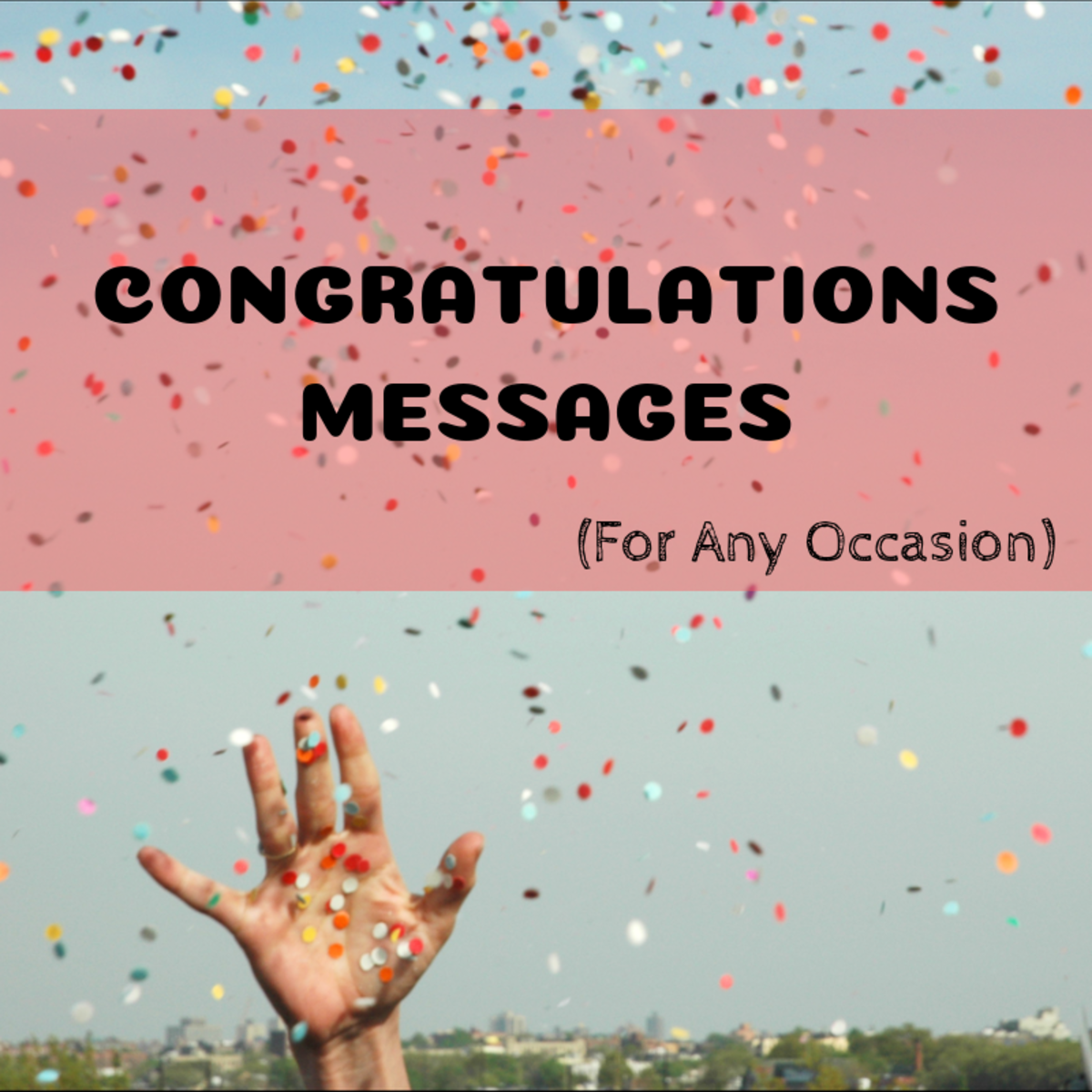 Congratulations Messages to Write in a Card