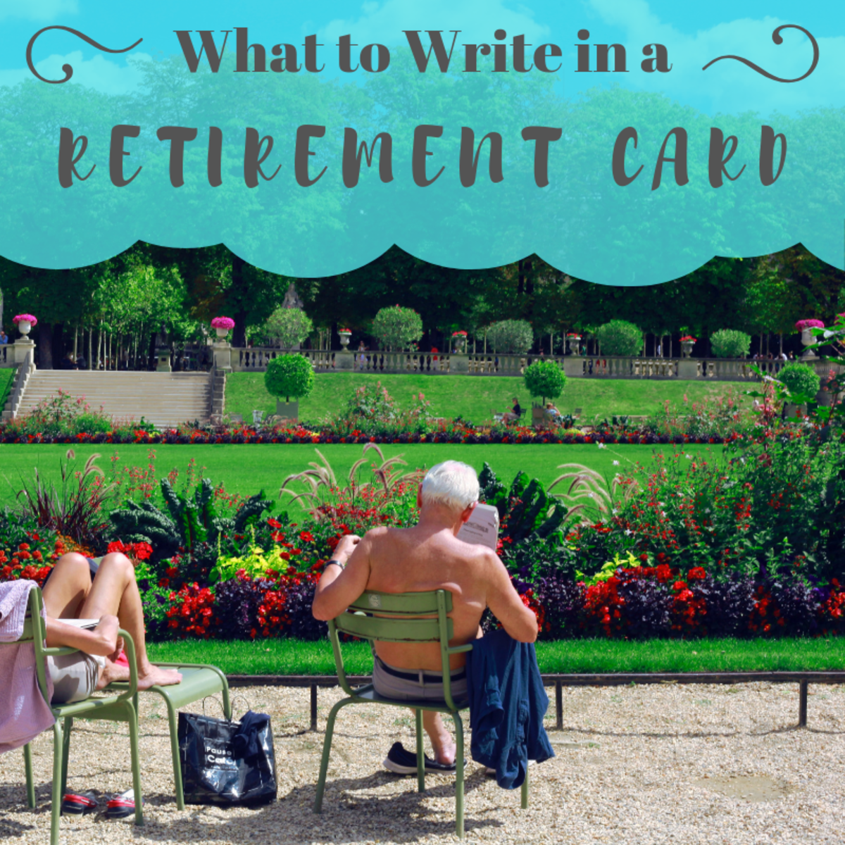 Retirement Messages to Write in a Card