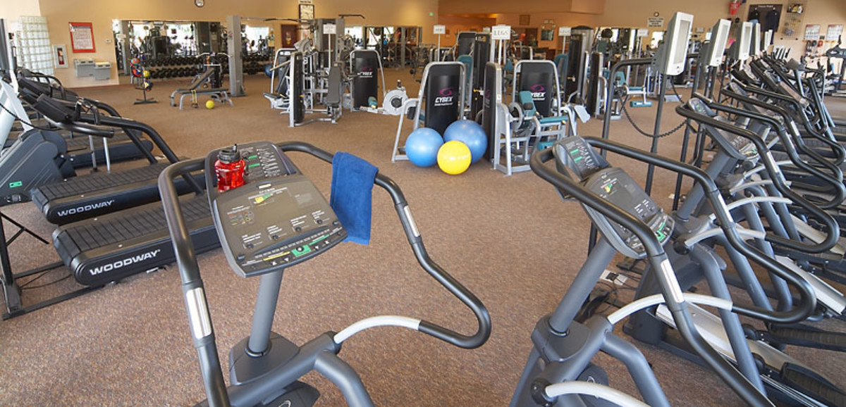 Active adult fitness centers...
