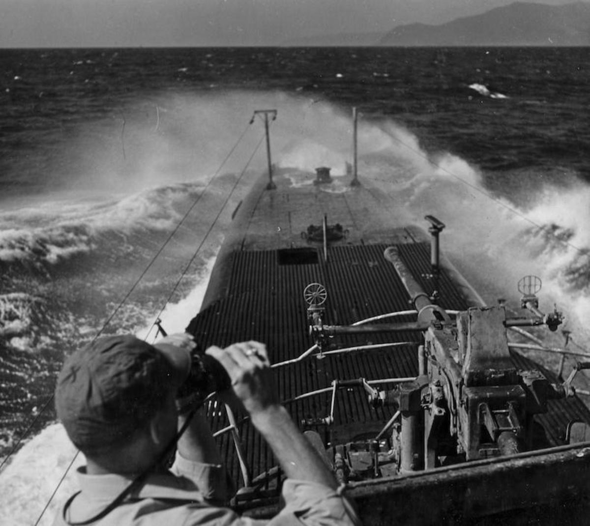 The Submarine Killer: USS Batfish in Muskogee, Oklahoma