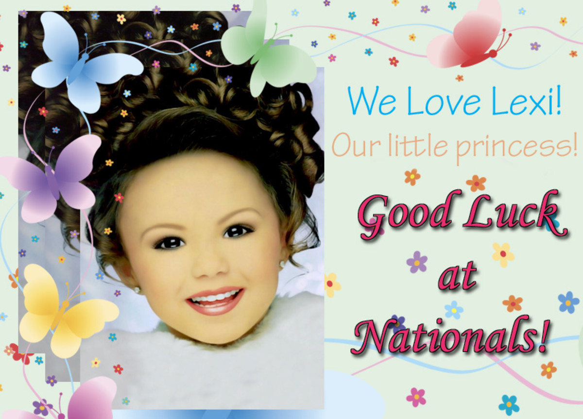 Are Beauty Pageants Good for Little Kids?