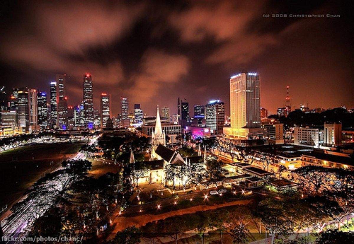 Singapore's Transformation from a Small, Struggling Island Nation to a Thriving Metropolis