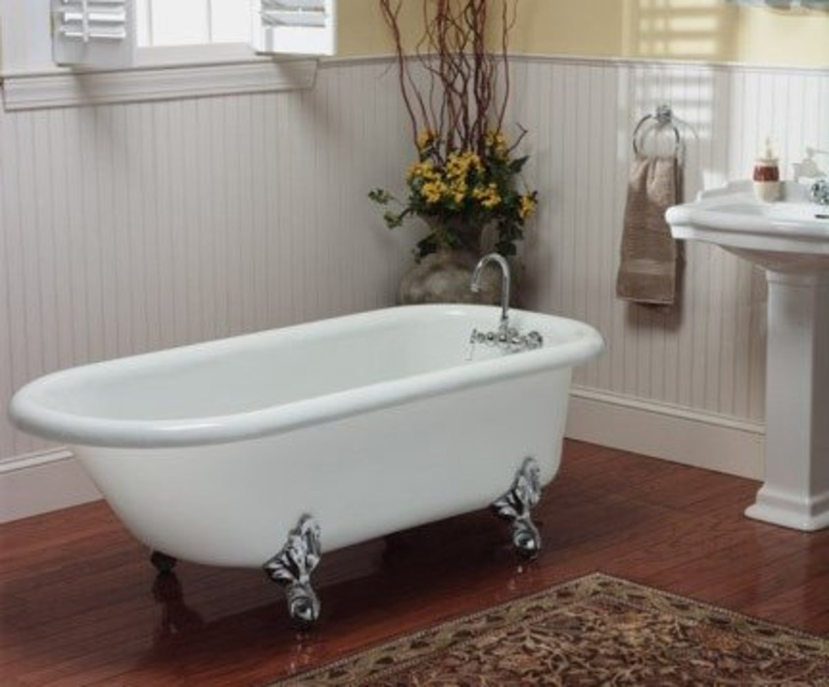 freestanding furniture vintage favorite stylish clawfoot a perennial tubs tub