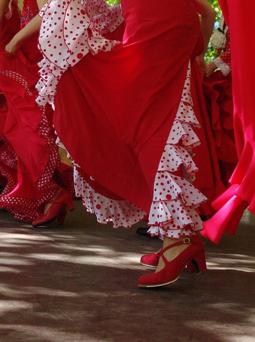 Flamenco Dance Technique — Mastering the Compás