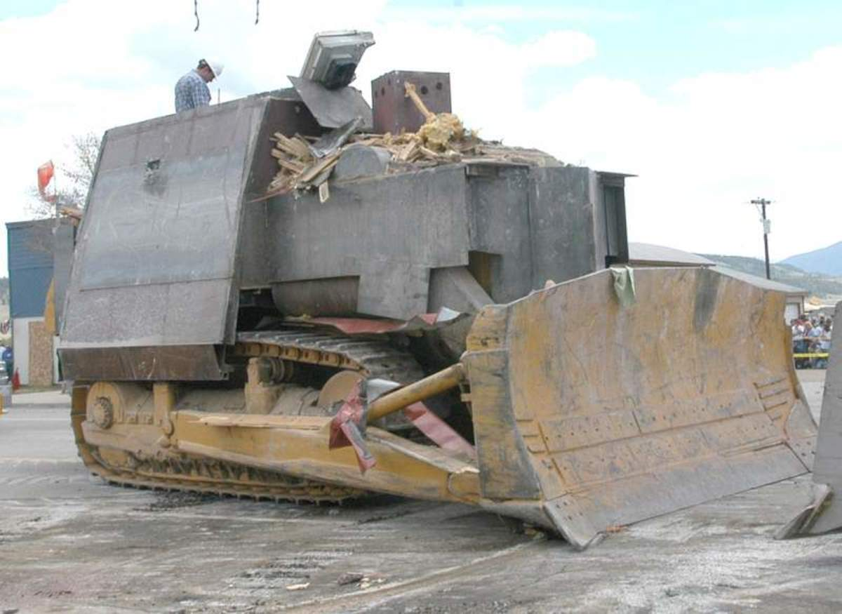 The Killdozer: Marvin Heemeyer's Homemade Vengeance Weapon