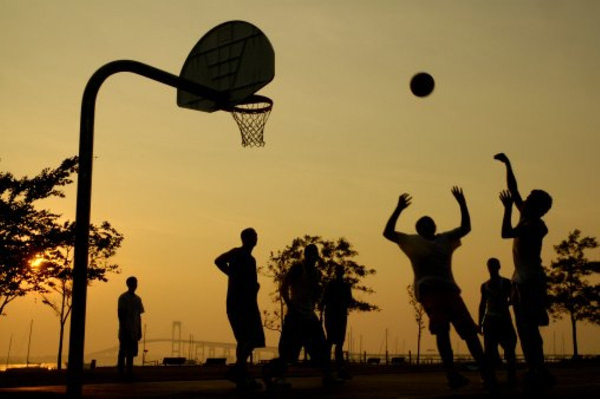 The Unwritten Rules of Pick-Up Basketball Games