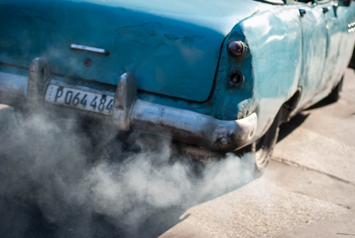 No matter what you do, some cars just won't pass the smog test.