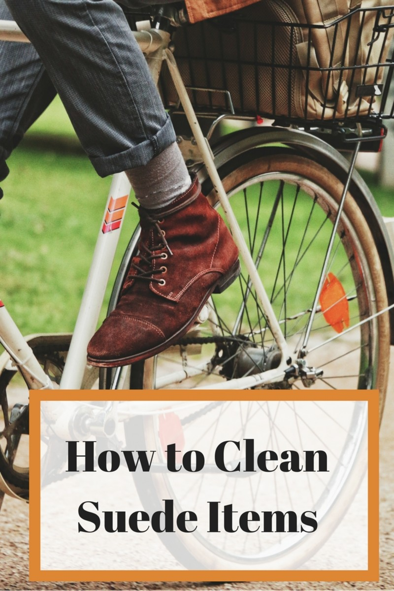 How to Clean Suede and Faux Suede Shoes