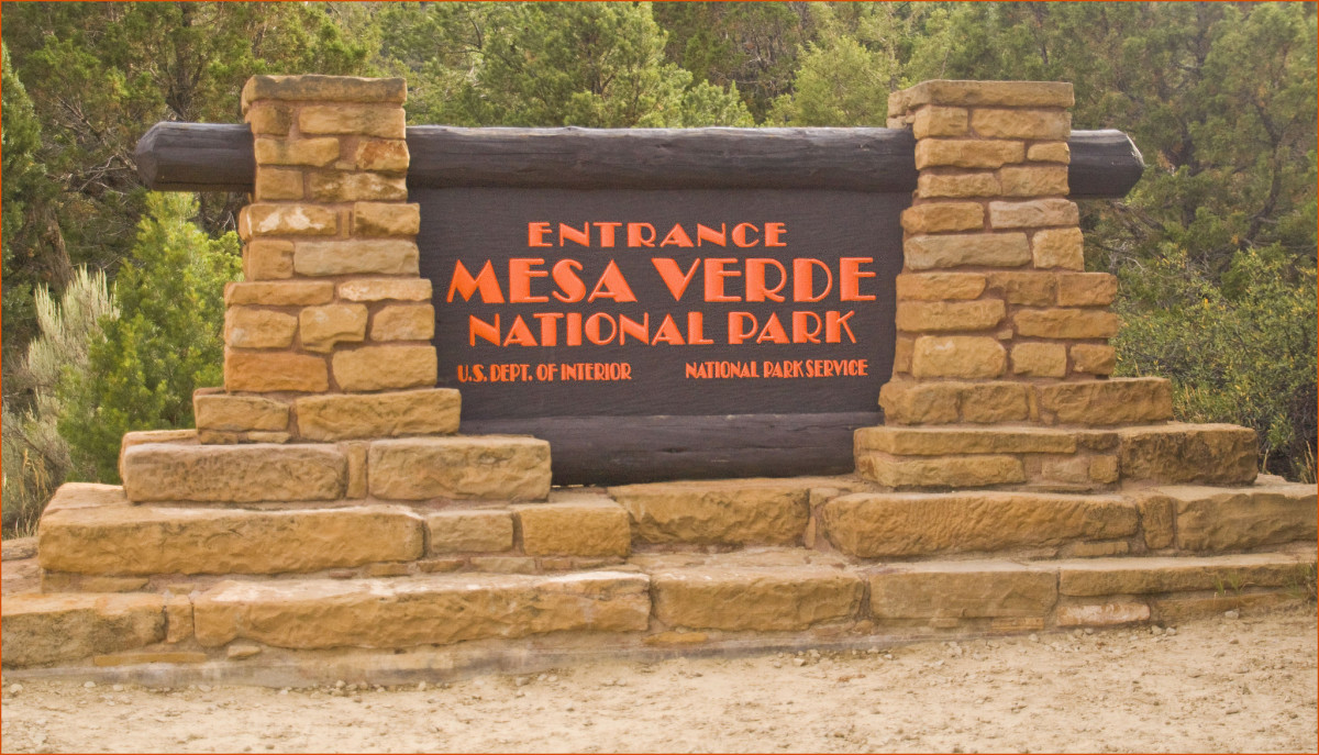 Mesa Verde National Park: Cliff Dwellings and the Anazasi