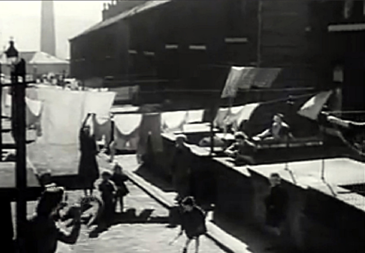 This is a still from the BCF vide We of the West Riding (1945)