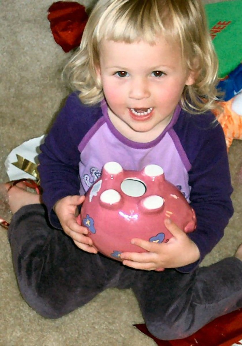 What is Financial Child Abuse?