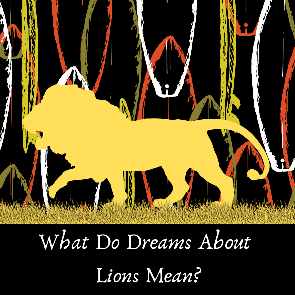 What Do Dreams About Lions Mean?