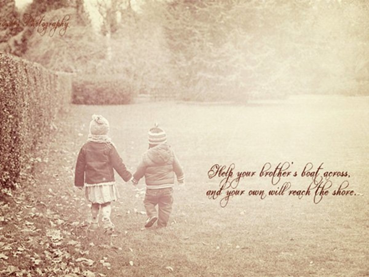 Brothers and Sisters: Quotes and Sayings About Siblings ...
