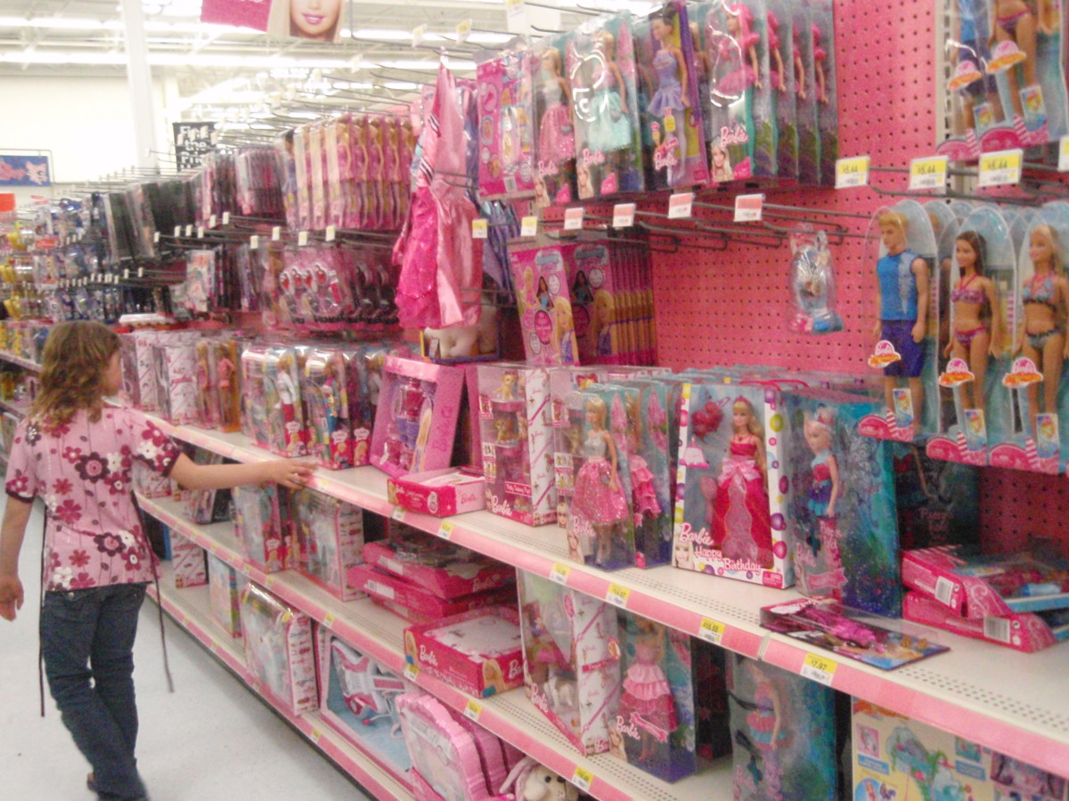 Us Girls Are Toys : Why gender specific toys are harming girls fbomb