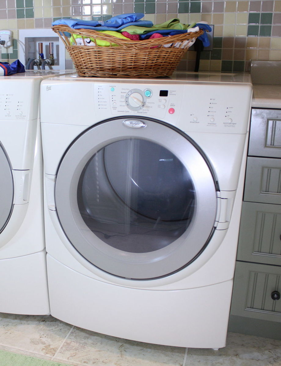 Noisy Clothes Dryer Noise Repair | Dengarden