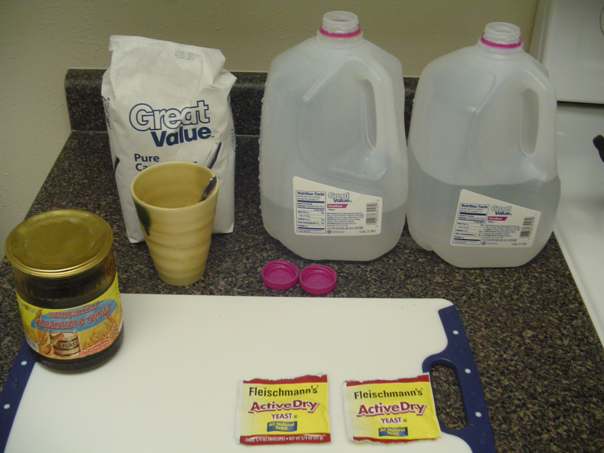 Kvas can be inexpensively prepared at home with minimum effort. It costs me less than 10$ for all the stuff needed to make 6 gallons (in 24 hours)!