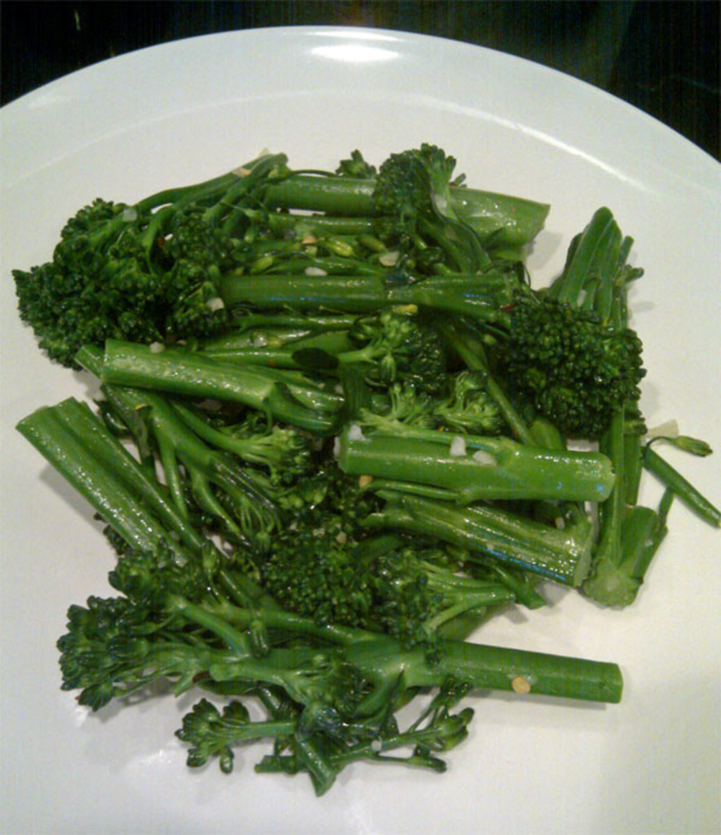 A Simple & Delicious Broccolini Recipe