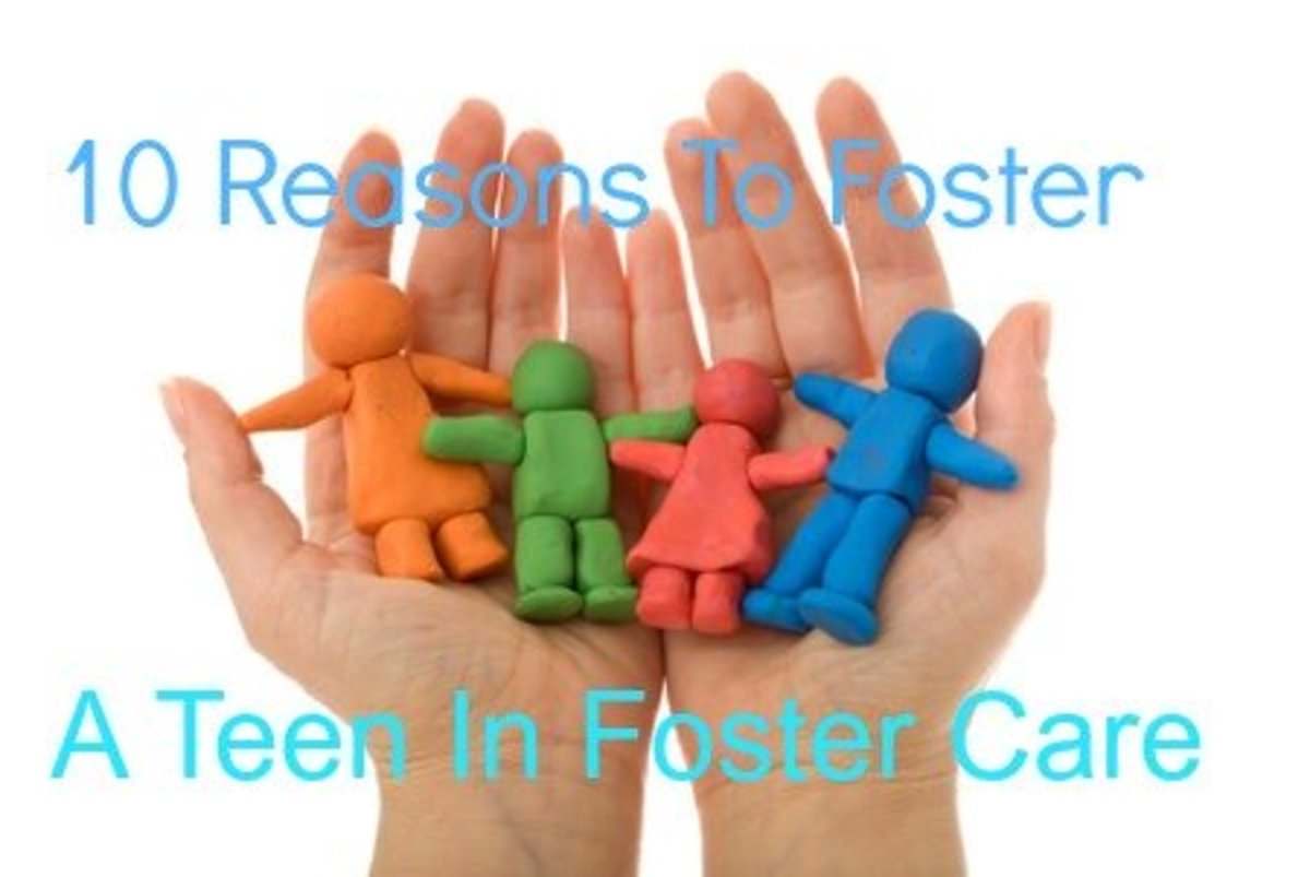 10 Reasons To Foster a Teenager in Foster Care