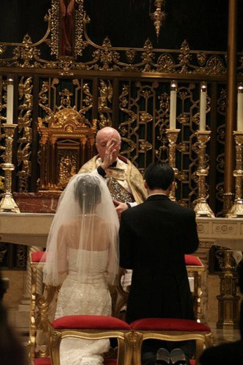 Planning a Catholic Wedding