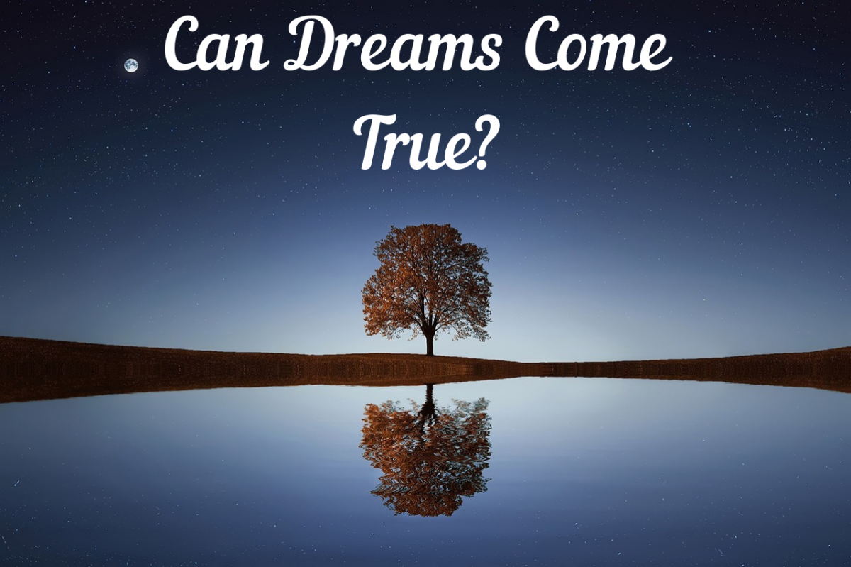 Can your dreams actually come true? Read on to find out.